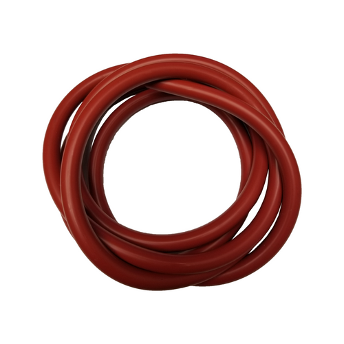 MA-Line MA-SR316-5 Red Silicone Rubber Tubing for Inducer Pressure Switches