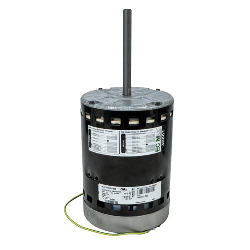 Packard 46001 ECM Direct Drive Blower Motor 1 HP 115/230V 1070 RPM