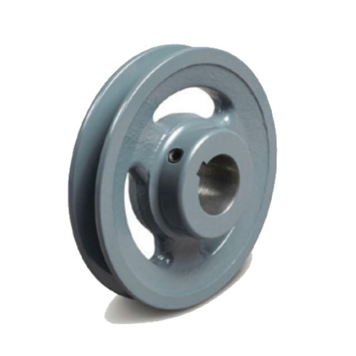 """Packard PAK2012 2"""" OD 1/2"""" Bore Single Groove Pulley"""