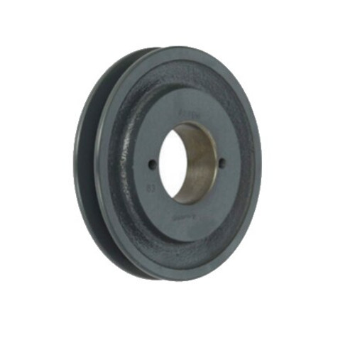 """Packard PAK66H 6.45"""" OD H-Bushing Bore Single Groove Pulley"""