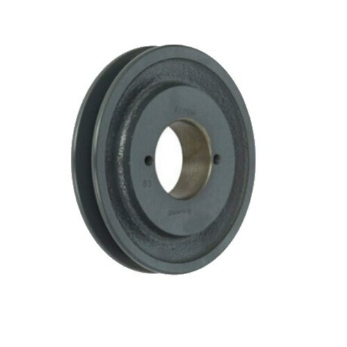 """Packard PAK114H 11.25"""" OD H-Bushing Bore Single Groove Pulley"""