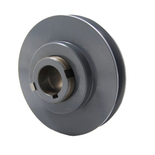 """Packard PVP68118 6.55"""" OD 1-1/8"""" Bore Variable Pitch Single Groove Pulley"""