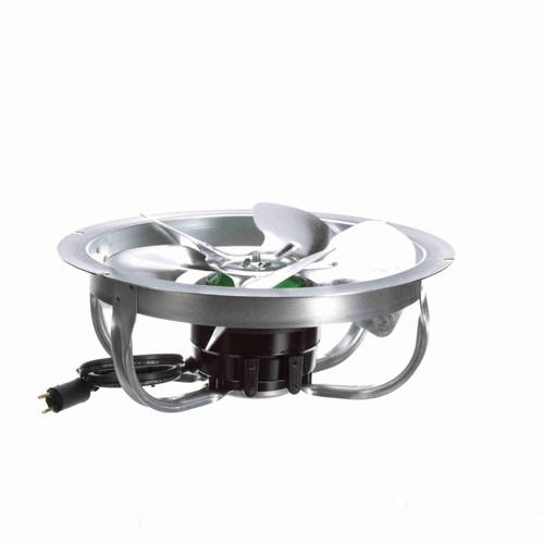 Morrill 5R028 16 Watts 1550 RPM 115 Volts ARKTIC SSC ECM Refrigeration Motor