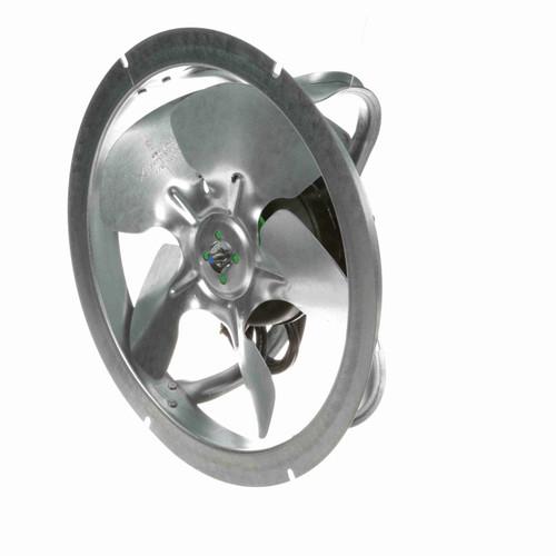 Morrill 5R026 12 Watts 1550 RPM 115 Volts ARKTIC SSC ECM Refrigeration Motor