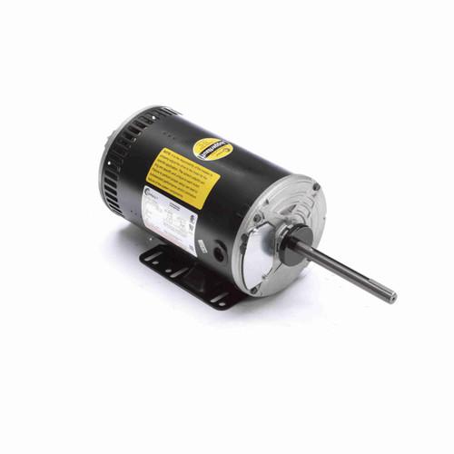 Century H1052RBV1 2 HP 1140 RPM 460/208-230 Volts Condenser Fan Motor