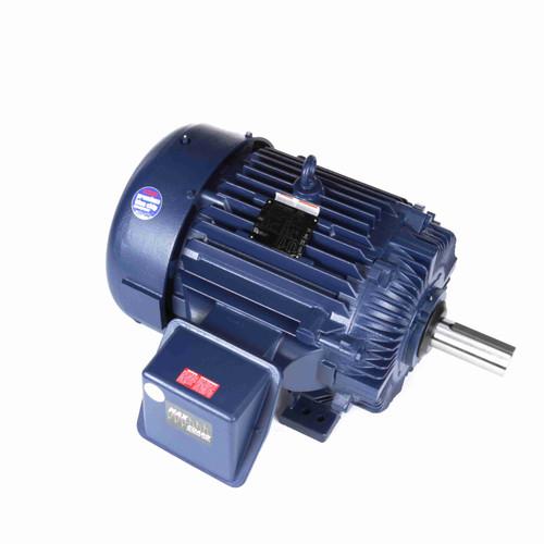 Marathon U880A 125 HP 1800 RPM 460 Volts Cooling Tower Motor