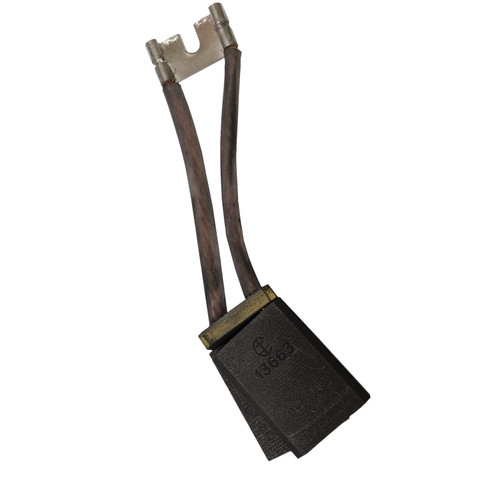 Dreisilker HB-13663 12.5-12.5X32X45 Carbon Split Commutator Brush