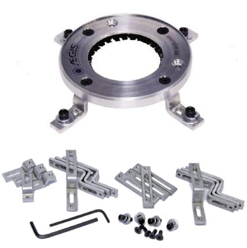 Aegis SGR-2.125-UKIT Solid Shaft Grounding Ring