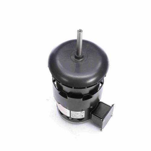 Century FC1156F 1-1/2 HP 1075 RPM 200-230/460 Volts Condenser Fan Motor