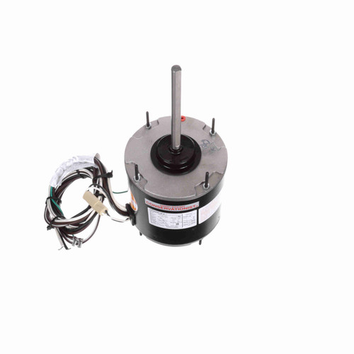 Century FEH1036SF 1/3 HP 1075 RPM 460 Volts Condenser Fan Motor