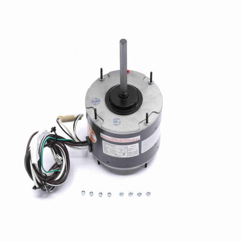 Century FE1038SF 1/3 HP 825 RPM 208-230 Volts Condenser Fan Motor