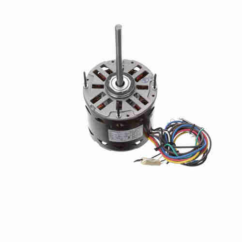 Century FD1054 1/2 HP 1625 RPM 208-230 Volts Direct Drive Blower Motor