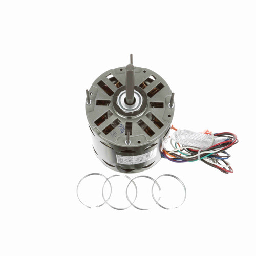 Century FDL1076V1 3/4 HP 1075 RPM 115 Volts Direct Drive Blower Motor
