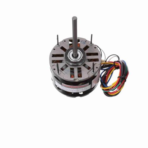 Century FDL1016 1/6 HP 1075 RPM 115 Volts Direct Drive Blower Motor