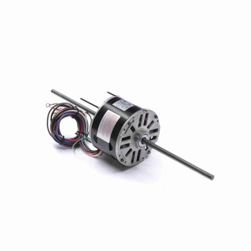 Century 9635A 1/6 HP 1625 RPM 115 Volts Direct Drive Blower Motor