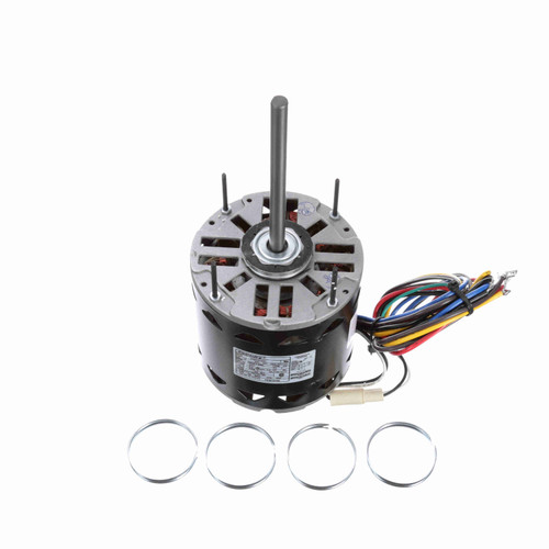 Century 7FD1056 1/2 HP 1075 RPM 277 Volts Direct Drive Blower Motor