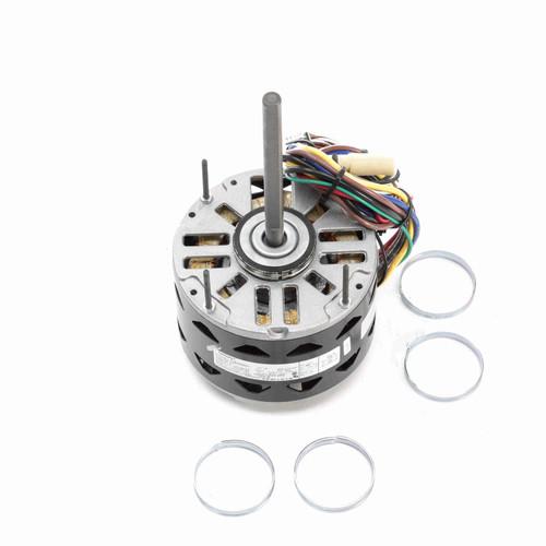 Century 7FD1016 1/6 HP 1075 RPM 277 Volts Direct Drive Blower Motor