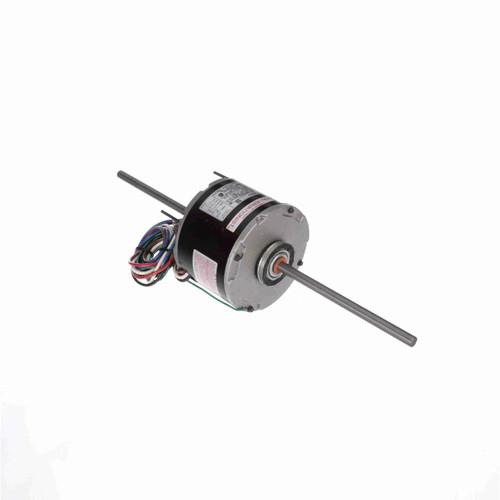 Century 7RA1016 1/6 HP 1075 RPM 277 Volts Direct Drive Blower Motor