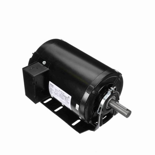 Century RB3204AV1 2 HP 1800 RPM 208-230/460 Volts General Purpose Motor