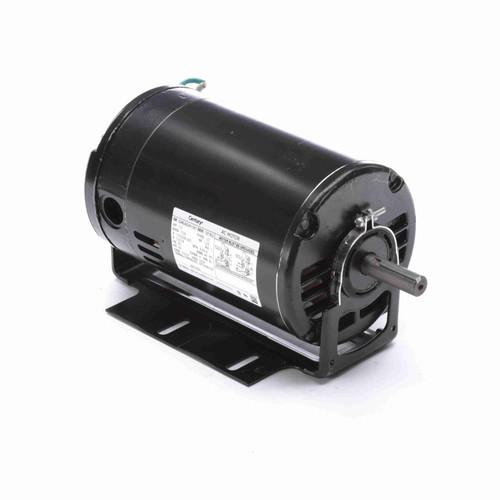 Century BK1054 1/2 HP 1800 RPM 115/208-230 Volts General Purpose Motor