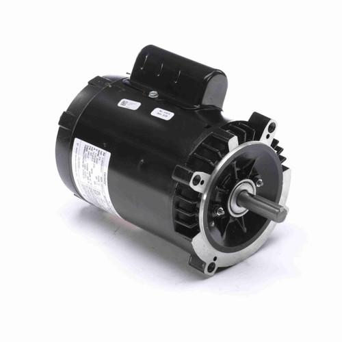Century OL1072D 3/4 HP 3450 RPM 115/208-230 Volts Oil Burner Motor