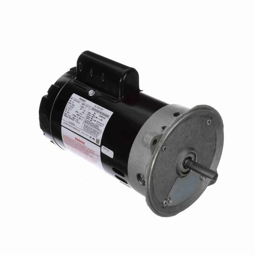 Century OL1052DS 1/2 HP 3450 RPM 115/230 Volts Oil Burner Motor