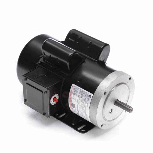 Century B868 3 HP 3450 RPM 230 Volts High Pressure Washer Motor
