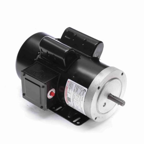 Century B861 2 HP 3450 RPM 115/208-230 Volts High Pressure Washer Motor