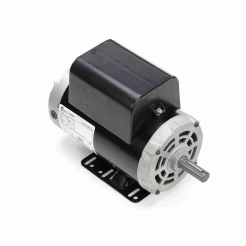 Century B386 5 HP 3450 RPM 208-230 Volts Air Compressor Motor