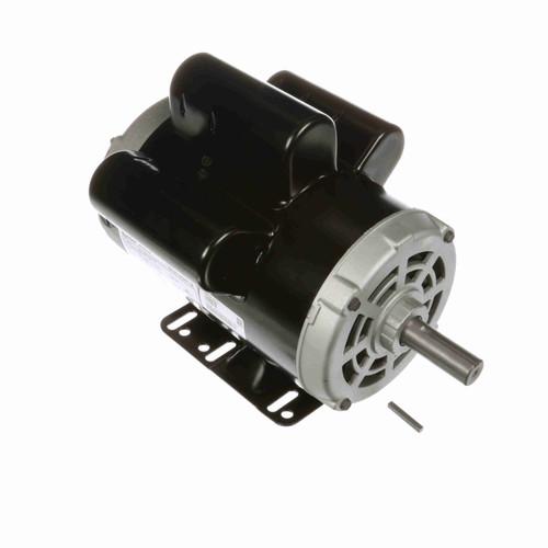 Century B813 5 HP 3450 RPM 230 Volts Air Compressor Motor