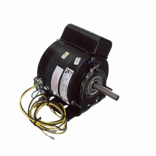 Century U6521 1/8 HP 1075 RPM 115 Volts Unit Heater Motor