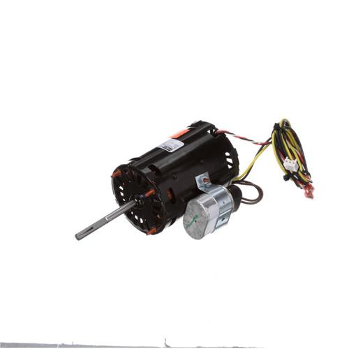 Fasco D1184 1/16 HP 3450 RPM 460 Volts Flue Exhaust and Draft Booster Blower Motor