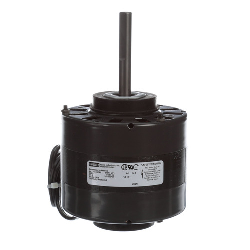 Fasco D656 1/8 HP 1050 RPM 230 Volts Direct Drive Blower Motor