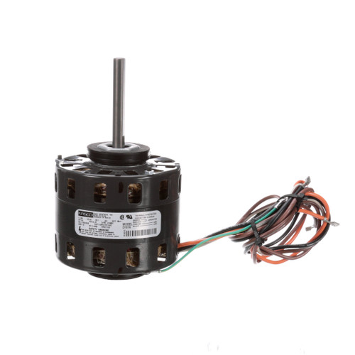 Fasco D1016 1/4 HP 1100 RPM 230 Volts OEM Direct Replacement Motor