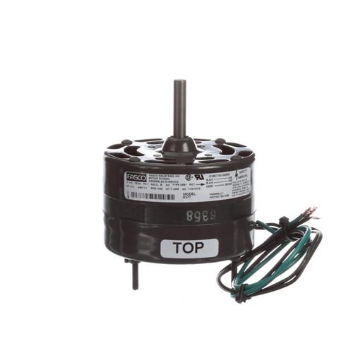 Fasco D377 1/12 HP 1500 RPM 115 Volts General Purpose Fan Motor