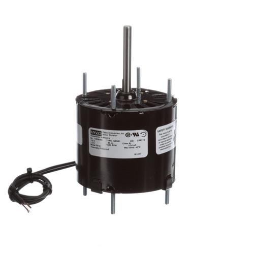 Fasco D515 1/30 HP 1500 RPM 115 Volts General Purpose Fan Motor