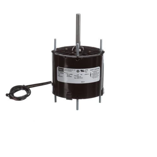 Fasco D514 1/30 HP 1500 RPM 115 Volts General Purpose Fan Motor