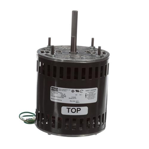 Fasco D1170 1/15 HP 1500 RPM 115 Volts General Purpose Fan Motor
