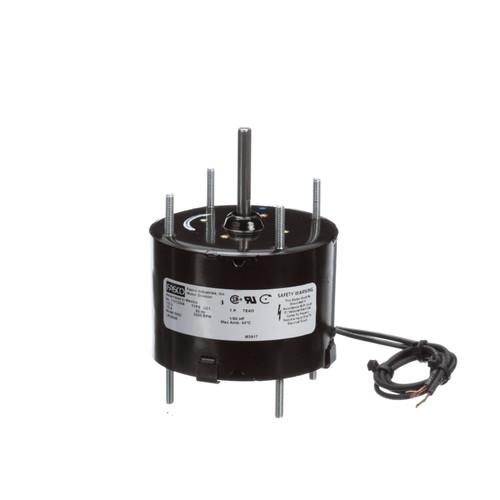 Fasco D402 1/60 HP 3000 RPM 115 Volts General Purpose Fan Motor