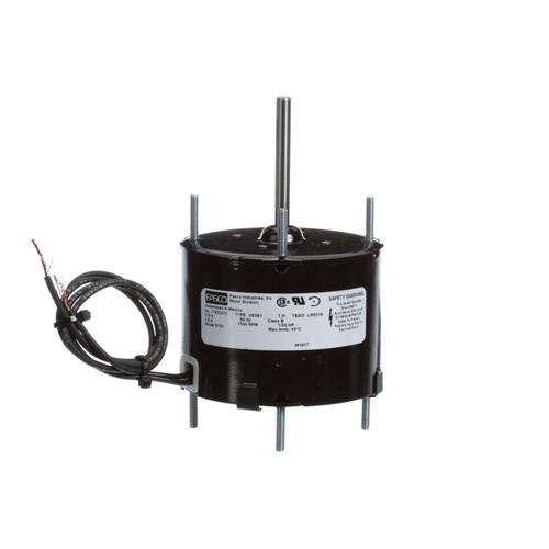Fasco D125 1/50 HP 1500 RPM 115 Volts General Purpose Fan Motor