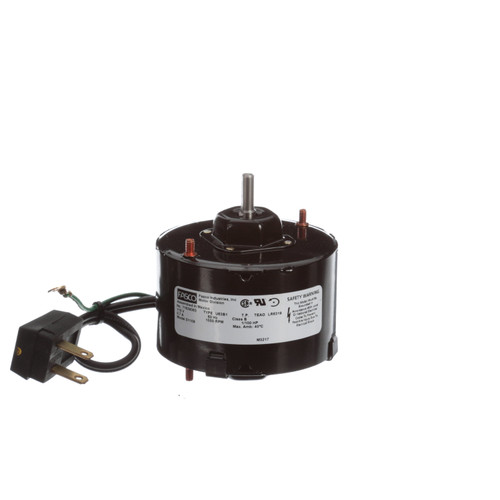 Fasco D1109 1/100 HP 1500 RPM 115 Volts General Purpose Fan Motor