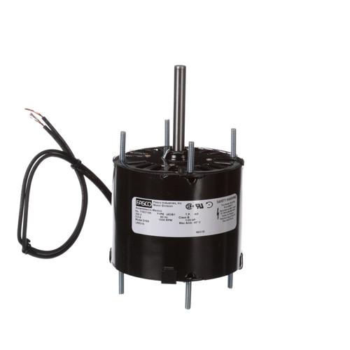 Fasco D189 1/20 HP 1500 RPM 230 Volts General Purpose Fan Motor