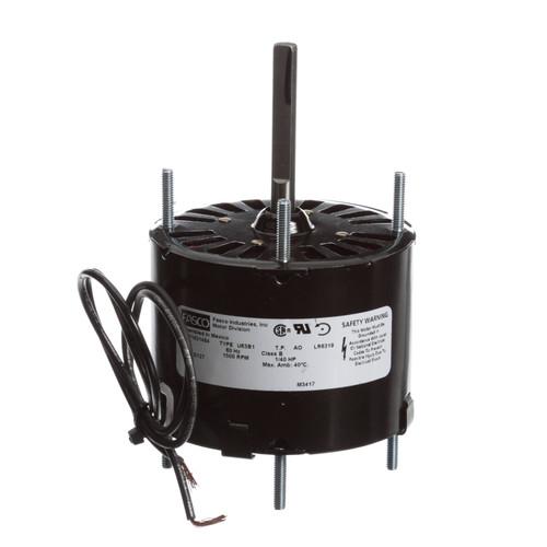 Fasco D127 1/40 HP 1500 RPM 115 Volts General Purpose Fan Motor
