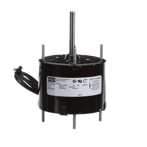 Fasco D126 1/40 HP 1500 RPM 115 Volts General Purpose Fan Motor