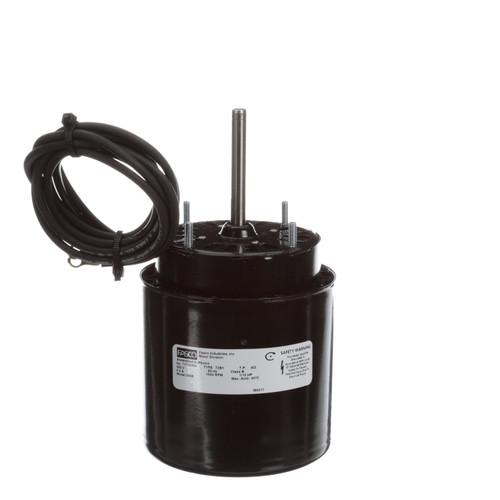 Fasco D498 1/12 HP 1550 RPM 460 Volts General Purpose Fan Motor