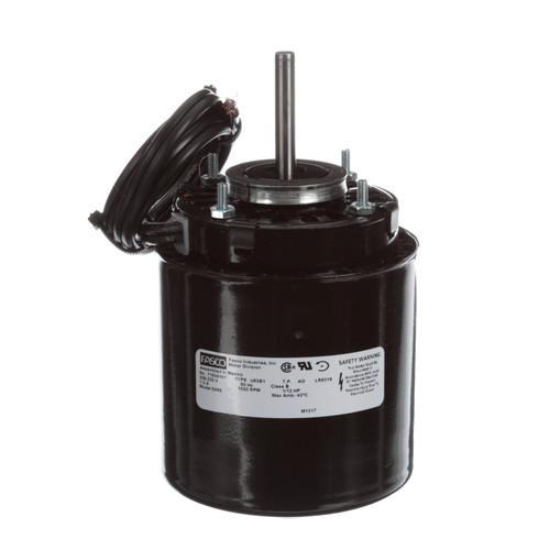 Fasco D469 1/12 HP 1550 RPM 208-230 Volts Refrigeration Fan Motor