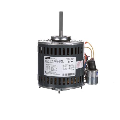 Fasco D487 1/10 HP 1550 RPM 115/208-230 Volts Condenser Fan Motor