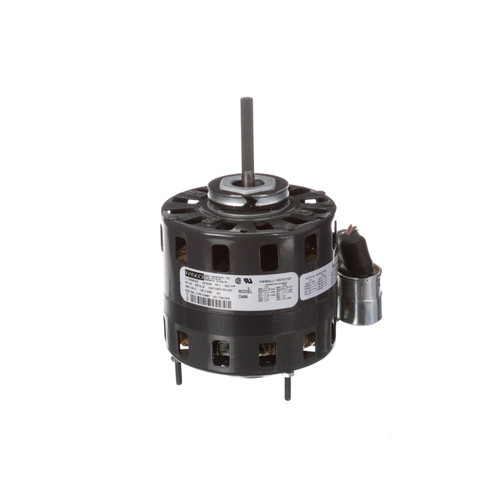 Fasco D486 1/10 HP 1550 RPM 115/208-230 Volts Condenser Fan Motor