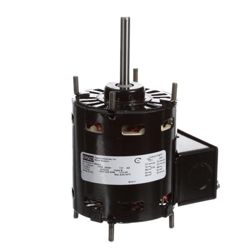 Fasco D1142 1/15 HP 1500 RPM 115/230 Volts Refrigeration Fan Motor