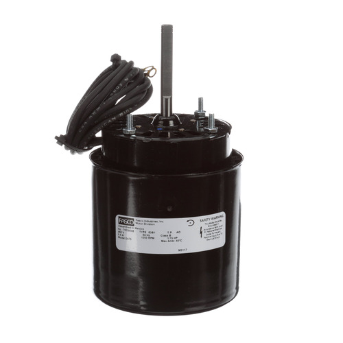 Fasco D475 1/15 HP 1550 RPM 460 Volts Refrigeration Fan Motor